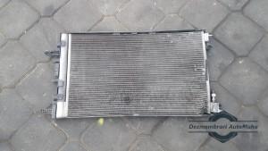 Radiator AC Saab